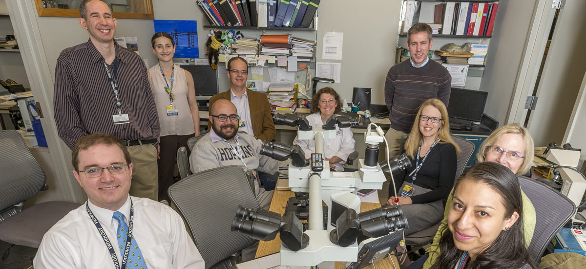 Johns Hopkins Neuropathology Team