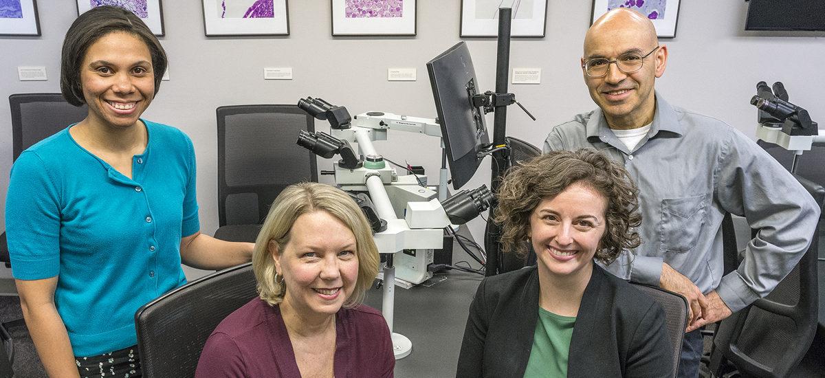 Breast Pathology Team